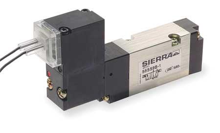 Solenoid Air Control Valve, 120VAC