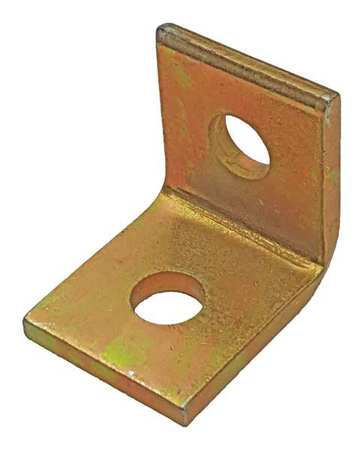 Channel Angle Bracket, Gold