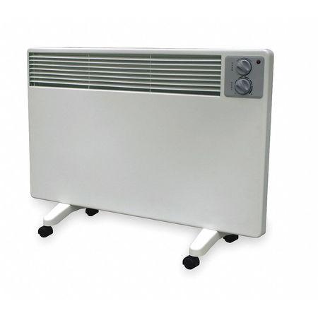 electric flat panel heater  | zoro.com
