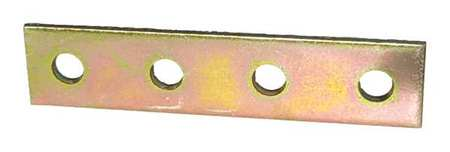 Channel Connecting Plate, Gold