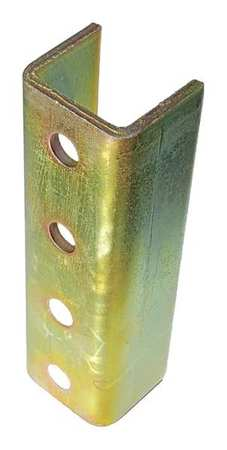 Channel Joiner Fitting, Gold