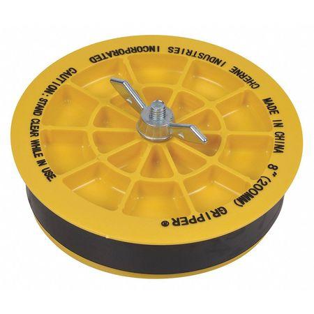 Cherne Industries 270270 Pipe Plug Mechanical 8 In Eop