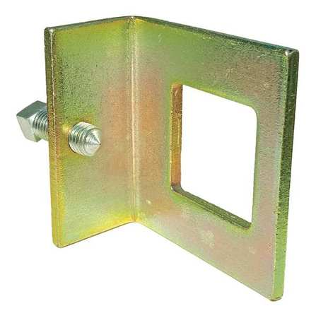 Channel Thru Beam Clamp, Gold