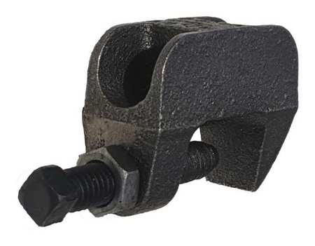 Channel Beam C-Clamp, 3/8 In, Black