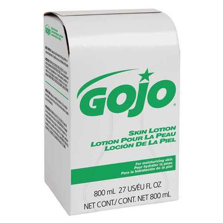 GOJO Moisturizing Lotion Refill , 800mL, PK6