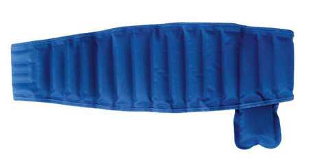 Back Support, Inflatable Air, L/XL, Blue