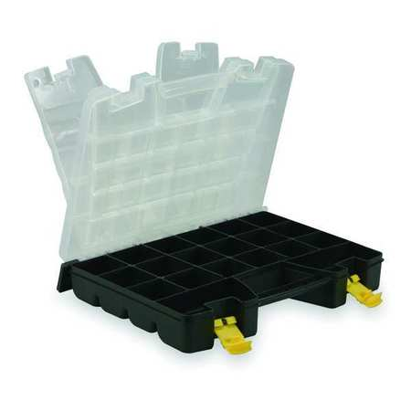 "Adjustable Compartment Box,  15"" W x 11-7/32"" L x 3-1/2"" H"