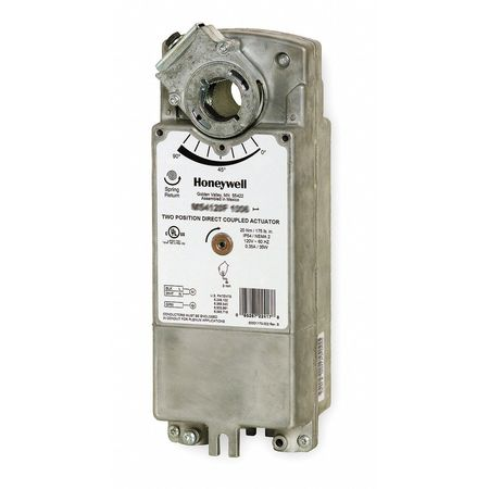 Electric Actuator, 88 in.-lb., -40 to140