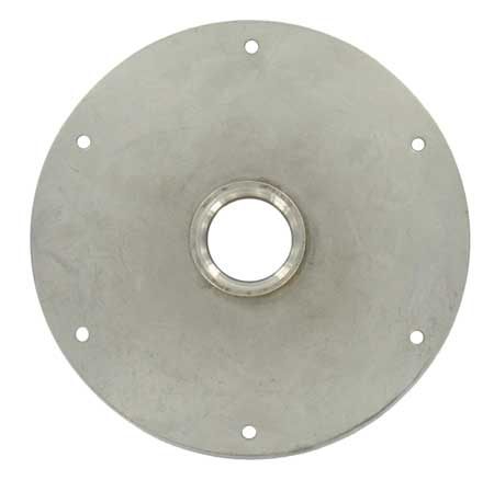 Full Coupling Flange,  For Use With 2HMD1