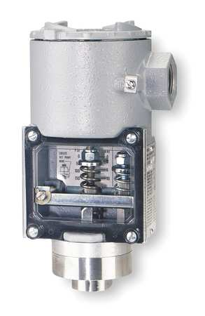 Pressure Switch, Diaphragm, 20 to 250 psi