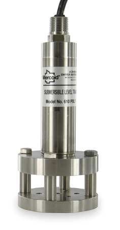 Submersible Level Transmitter, To 20 PSI