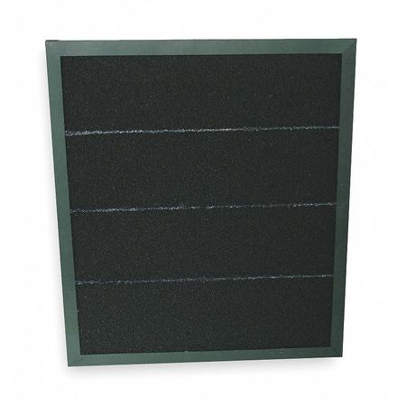 """Repacement Carbon Filter,  12x16x1"""",  For G120681"""