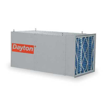 Dayton Industrial Air Cleaner 1800 1400 1000cfm 2hnr8