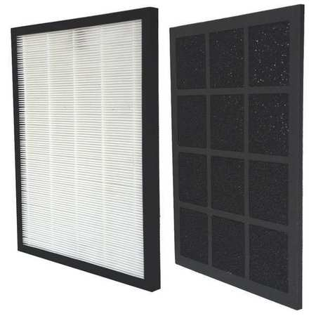 Replacement Filter, HEPA & Carbon, 2HNP6