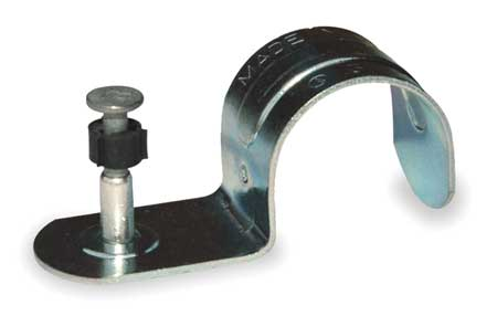Conduit Clip and Pin for Cordless Nailer