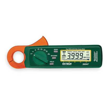 Digital Clamp Meter, 400A, TRMS