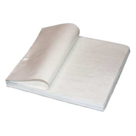 Felt Sheet, Poly, 1/8 In T, 72 x 12 In
