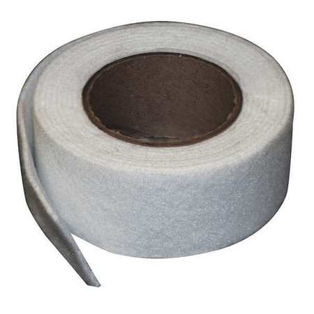 Felt Strip, Poly, 1/2 In T, 1 x 120 In