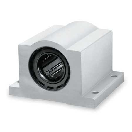 Pillow Block Brg, Bore 0.500 In, 1.5 In L