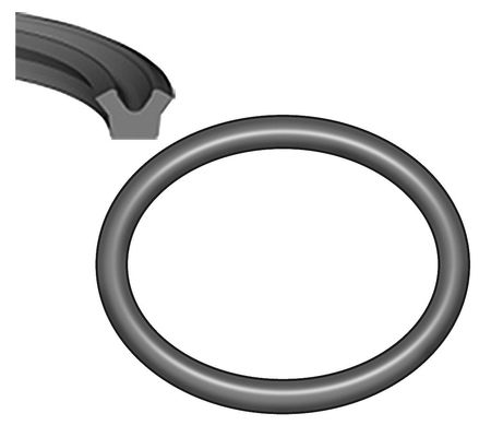 Seal, U Cup, 1 ID x 1 1/2 OD, 1/4 W, PK5