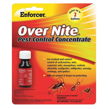 Insecticide, Concentrate, 1 oz.