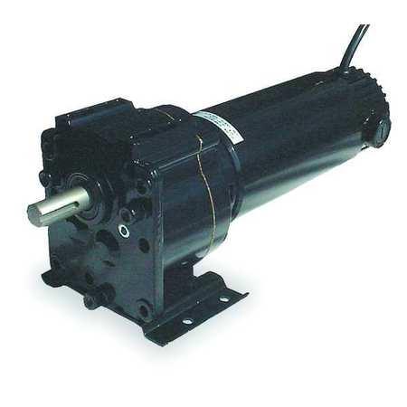 DC Gearmotor, 350 rpm, 90V, TENV