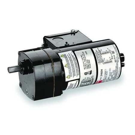 AC Gearmotor, 4.6 rpm, TENV, 115/230V