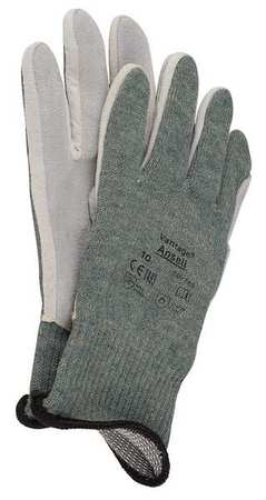 Cut Resistant Gloves, Green, 10, PR