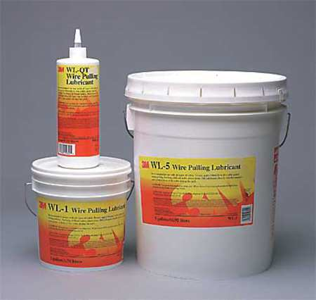 3m Wire Pulling Lubricant Gelwl 1 Pk4 Wl 1 Zoro Com
