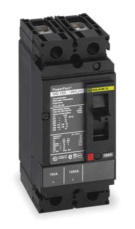 2P Standard Circuit Breaker 90A 600VAC