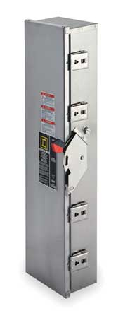 Circuit Breaker Enclosure, 3, 3R, 4, 4X, & 5