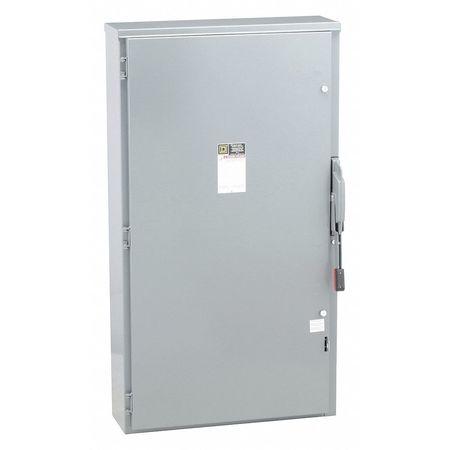 400 Amp 240VAC/250VDC Single Throw Safety Switch 2P