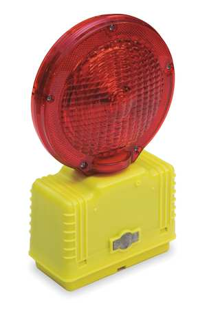 "Barricade Light, LED, 7"", 6VDC"