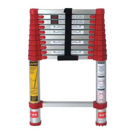 Telescoping Ladder,  Aluminum