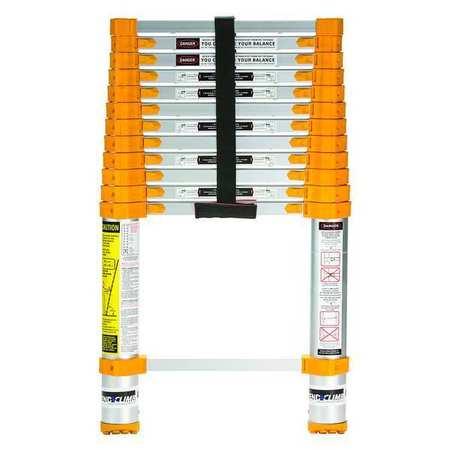 Telescoping Ladder, II, Aluminum