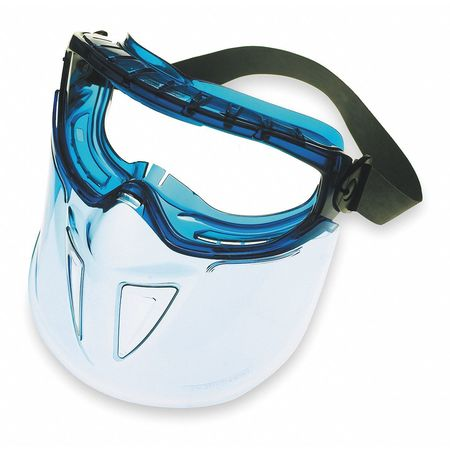 Jackson Clear Splash Goggles,  Anti-Fog,  Scratch-Resistant