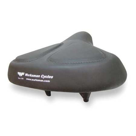 Bicycle Seat 13 In. Extra Wide