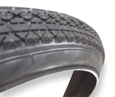 Bicycle or Tricycle Tire, 20 In. Dia.