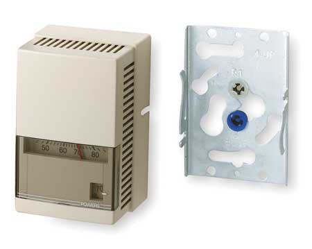Cover,  Thermostat, Thermometer Exposed