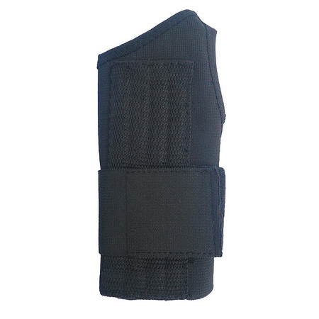 Wrist Support, XL, Ambidextrous, Black