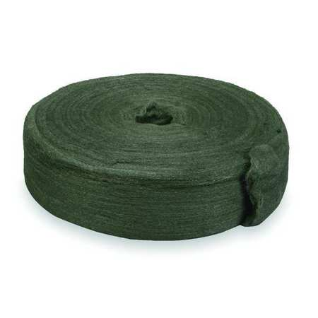 Stainless Steel Wool Reel, Extra Coarse