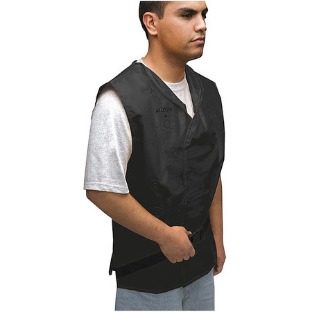 Cooling Vest, XL/2XL, Black