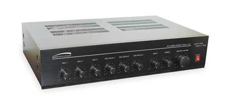 Amplifier, 60W, Mixer