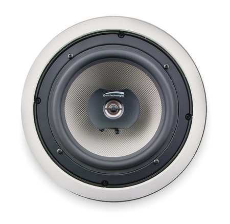 Speakers, 8 In, In-Ceiling, PK2