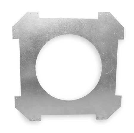 Bracket, In-Ceiling, 8 In, PK2