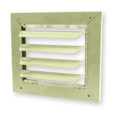 Louver Kit, Unit Mounted, 7.5 to 15kW