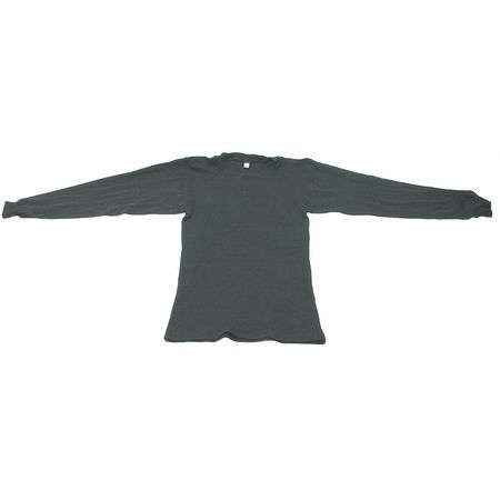 Shirt, Long Sleeve, Thermal, M