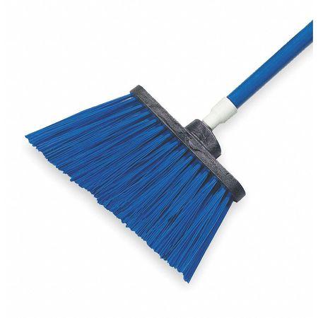 "TOUGH GUY Blue 12"" Polypropylene Angle Broom"