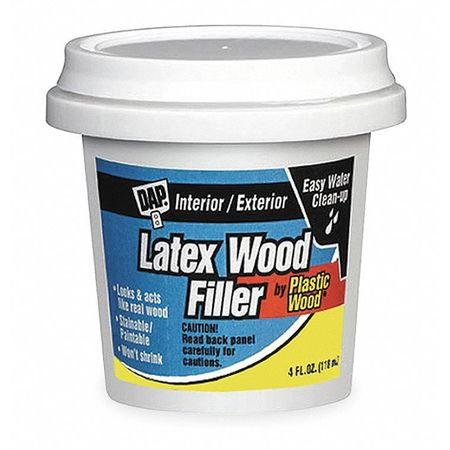 Plastic WoodR Latex Wood Filler