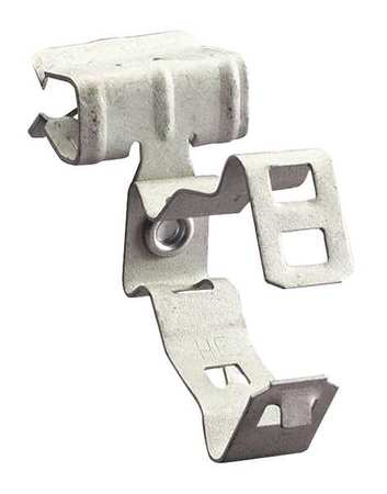 Cable Flange Clip, Spring Steel